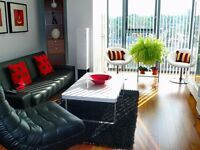 Fully furnished(not studio)/Short-term/All bills paid/No agent fees
