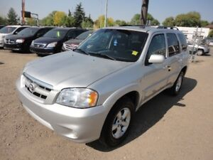 2006 MAZDA TRIBUTE GX 3.0L V6 AWD SUV-RUNS & DRIVES GREAT