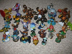 Skylanders Giants, Swap Force, Trap Team, Spyro's Adventure