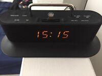 iPhone Speaker & Alarm Clock
