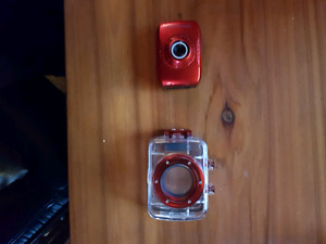 EMERSON action camera WITH waterproof case