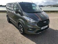 2019 Ford Transit Custom 310 2.0 TDCi 170ps D/Cab Sport Van Auto PANEL VAN Diese