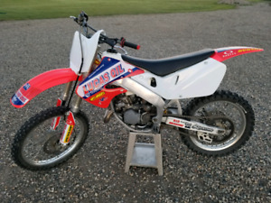 1998 Rebuilt/Restored CR125