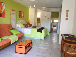 FOR RENT-Cabaña SunJuan - Beach & Ocean at Doorstep-SAN JUAN