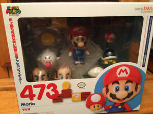 Nendoroid Mario by Good Smile Company, BNIP!