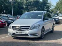 2013 Mercedes-Benz B-CLASS 1.8 B200 CDI BLUEEFFICIENCY SPORT 5d 136 BHP MPV Dies