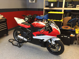 2007 YAMAHA r6 PARTS (race parts as well)