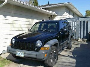 2005 Jeep Liberty Sport SUV, Crossover 4x4 With Moonroof