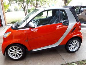 2008 Smart Fortwo Cabrio