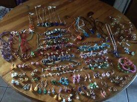 Joblot handmade jewellery