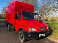 Iveco Daily Luton 2.8 T6500 TIMELESS MASTERPIECE. RECENTLY PAINTED. MOT, 12/2018