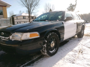 2011 Ford Crown Vic (Ex Police car)