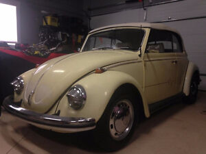 1968 Volkswagon Convertible for sale