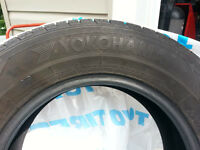 Sell one set of full season tires