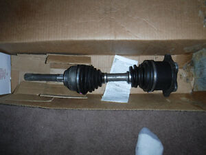 1993 Toyota Front CV DRIVE AXLE  NEW