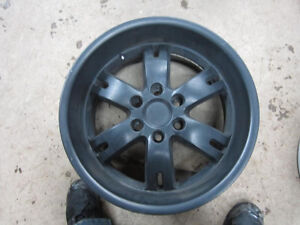 Aftermarket set of 4 wheels 'BBS' 20inch - off an 09 Tahoe
