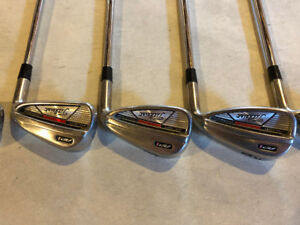 Titleist AP1 Iron Set 4-W plus Vokey Sand Wedge