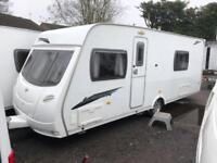 2010 Lunar Lexon SE 4 Berth caravan FIXED BED, MOTOR MOVER, Bargain !!!