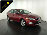 2013 FORD MONDEO TITANIUM X TDCI DIESEL 1 OWNER FULL SERVICE HISTORY FINANCE PX