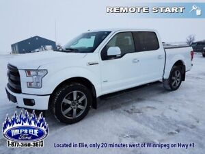 2017 Ford F-150 Lariat  Smart Phone Start - Navigation!