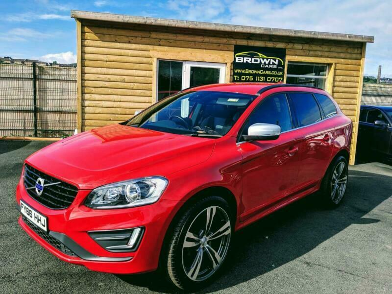 Volvo XC60 2 0TD D4 ( 190bhp ) ( s/s ) Geartronic 2016MY R-Design Nav | in  Newry, County Down | Gumtree