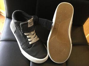Boys High Cut Sneakers