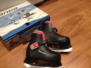 Bauer skate size 8 - youth