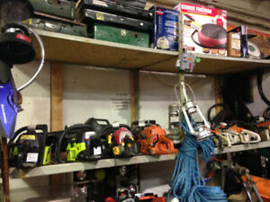 Chainsaws $99+up STIHL Poulan & more!