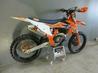 KTM SXF 450 Herlings special edition 2019.5 fully loaded,only 28 hours MINT