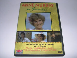 Anne Murray - In Jamaica 1978 (2005) DVD