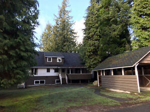 Quite House in Coquitlam near lougheed Station