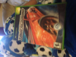 Need for speed underground for orignal xbox