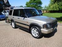 2003 03 Reg Land Rover Discovery 2.5 Td5 ES Auto(7 seat)