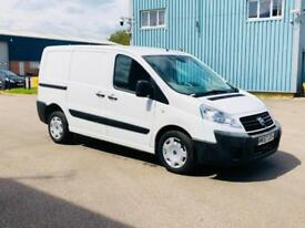 Fiat Scudo 1.6JTD Multijet 90 L1 H1 Comfort 2007(57)REG**VERY WELL MAINTAINED**