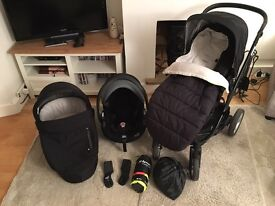 X-lander Travel System - NEEDS TO BE GONE ASAP