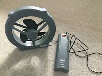Coleman cool window (Zephyr) fan for camping and caravan