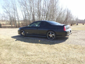 Turbocharged 2006 Chevrolet Monte Carlo SS