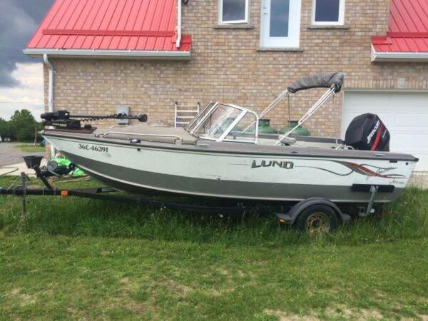 Used 2001 Lund Boat Co Pro Sport
