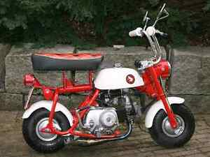 Wanted honda z50m 1967 in good or bad condition