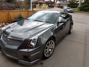 2011 Cadillac CTS V Coupe (2 door)