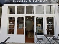 RUSSELLS OF LONDON (1) , REF: LM251