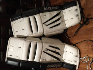 Goalie Gear - Pads, Chest Protector, Pants and Knee guards