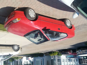 1992 GEO METRO CONVERTIBLE FOR SALE