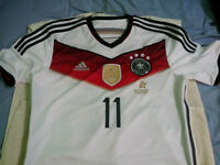 Germany 4 Star soccer jersey KLOSE #11