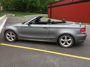 2009 BMW 1-Series Convertible