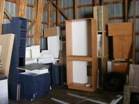 Modules d'armoires industriels
