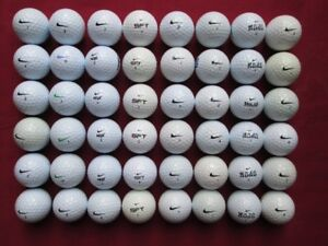 48 Nike golf balls in mint condition