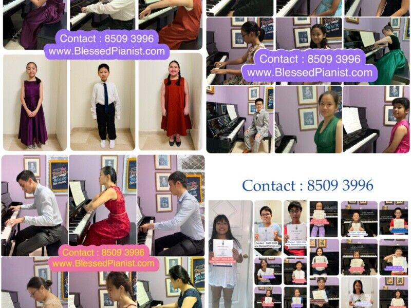 ABRSM Piano Lessons Bedok North