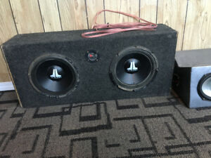 Jbl subs and some speakers size 6x9 forsale