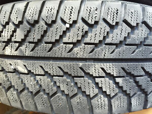 Winter tires for sale, rims already on 300$!!! West Island Greater Montréal image 8